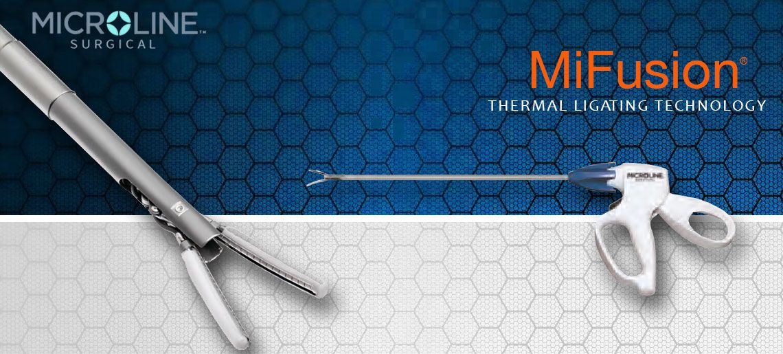 Microline Surgical - MiFusion® Thermal Ligating Shears